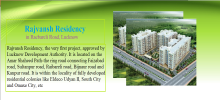 rajvansh residency, rajvansh estates pvt. ltd.