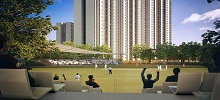 Lodha Upper Thane in Thane. New Residential Projects for Buy in Thane hindustanproperty.com.