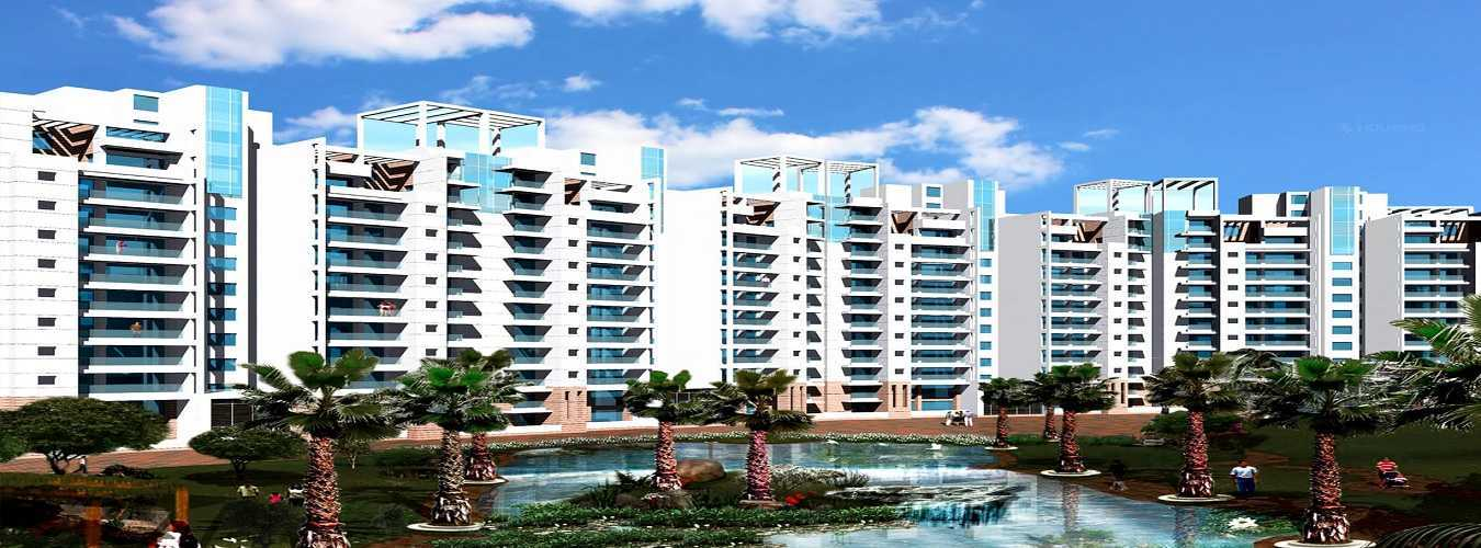 Parsvnath La Tropicana in Delhi. New Residential Projects for Buy in Delhi hindustanproperty.com.