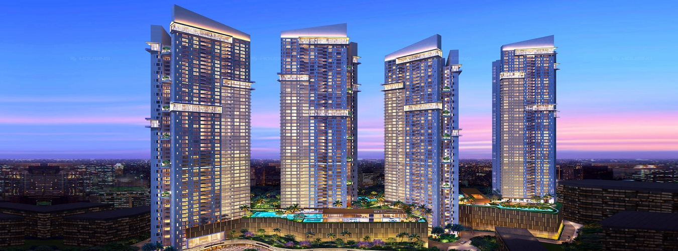 Auris Serenity in Malad West. New Residential Projects for Buy in Malad West hindustanproperty.com.