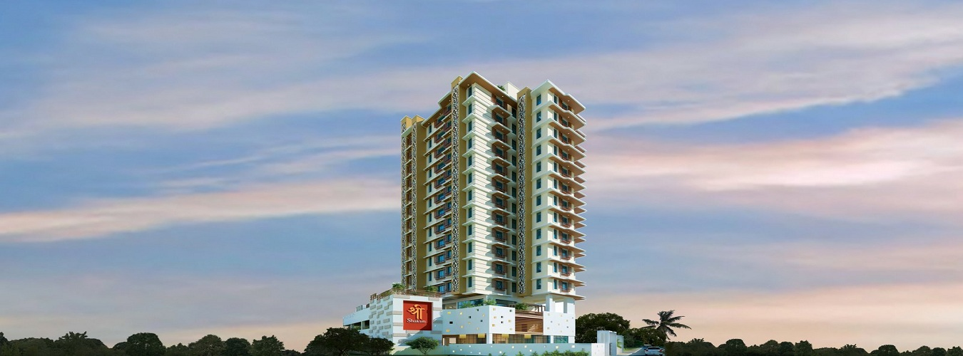SHREE SHEKUN HEIGHTS in Goregaon East. New Residential Projects for Buy in Goregaon East hindustanproperty.com.