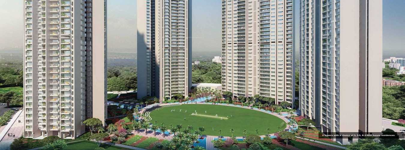Runwal Greens in Mulund West. New Residential Projects for Buy in Mulund West hindustanproperty.com.