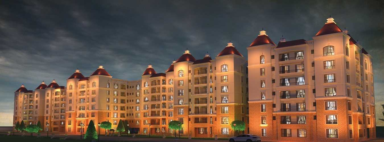 Jain Dream Palazzo in Rajarhat. New Residential Projects for Buy in Rajarhat hindustanproperty.com.