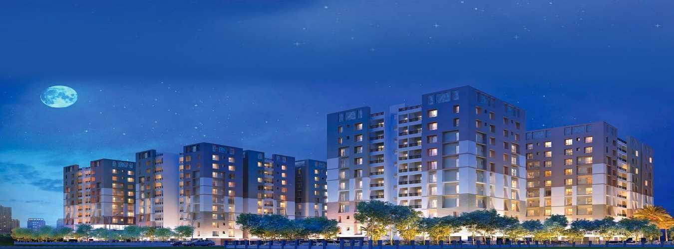 Unimark Springfield in Rajarhat. New Residential Projects for Buy in Rajarhat hindustanproperty.com.