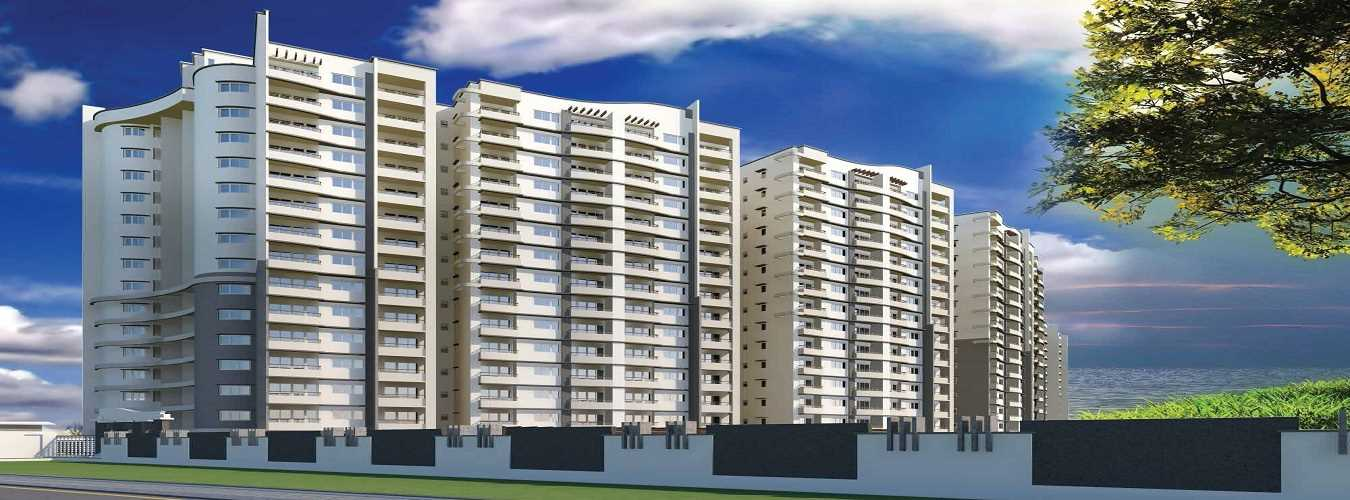Purva Sky Condos Series I in OMR road. New Residential Projects for Buy in OMR road hindustanproperty.com.