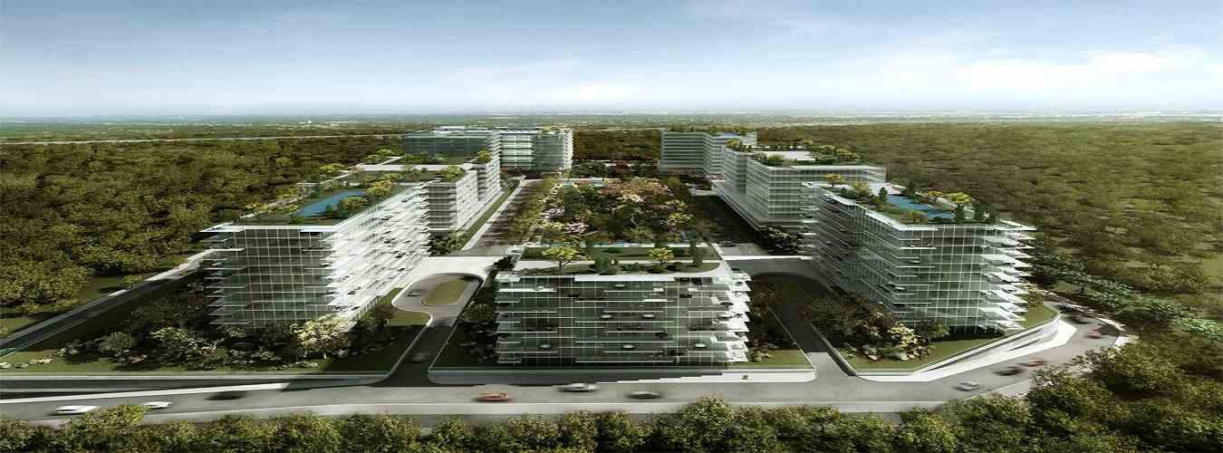 the trees, godrej group