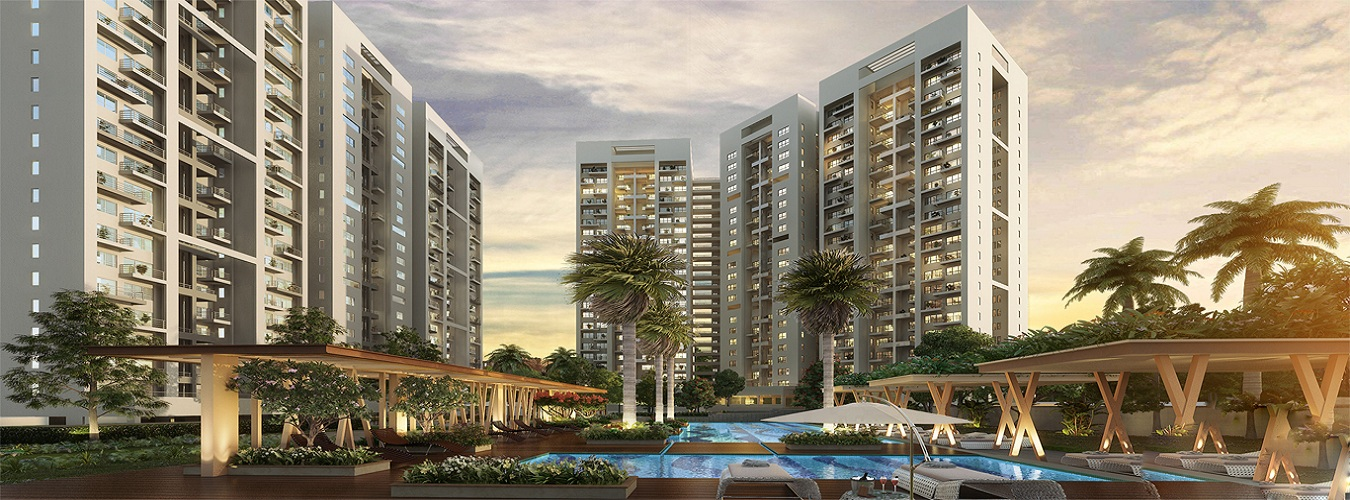 Godrej Infinity in Keshav Nagar. New Residential Projects for Buy in Keshav Nagar hindustanproperty.com.
