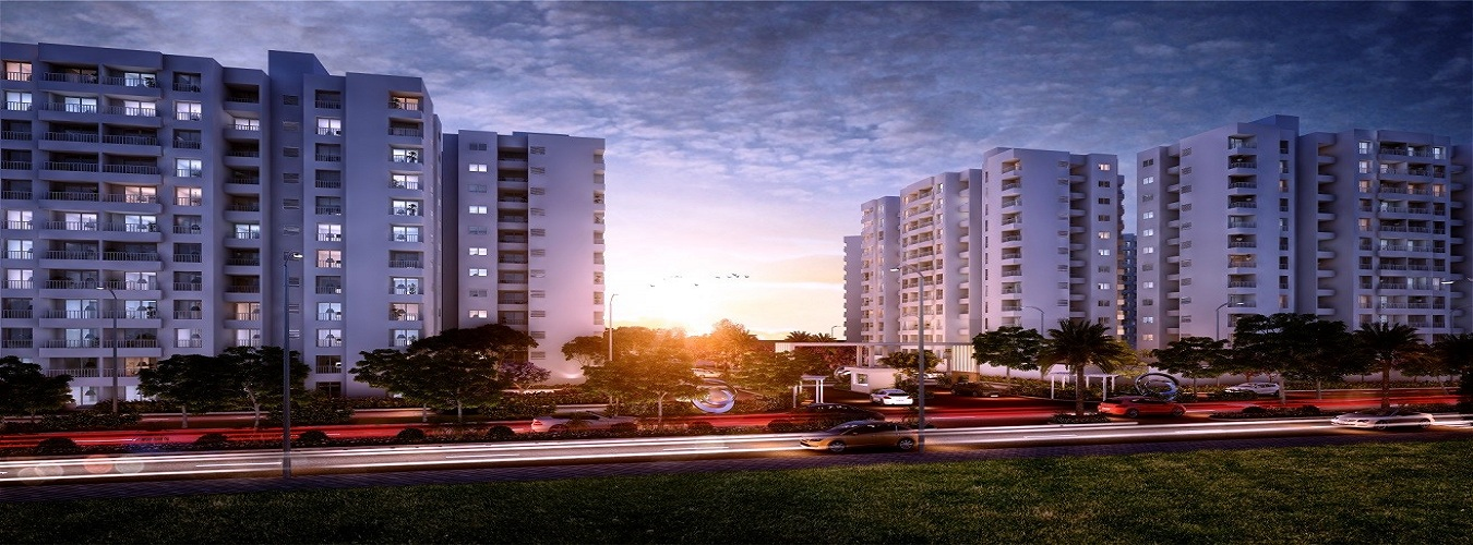 Godrej Prana in Undri. New Residential Projects for Buy in Undri hindustanproperty.com.