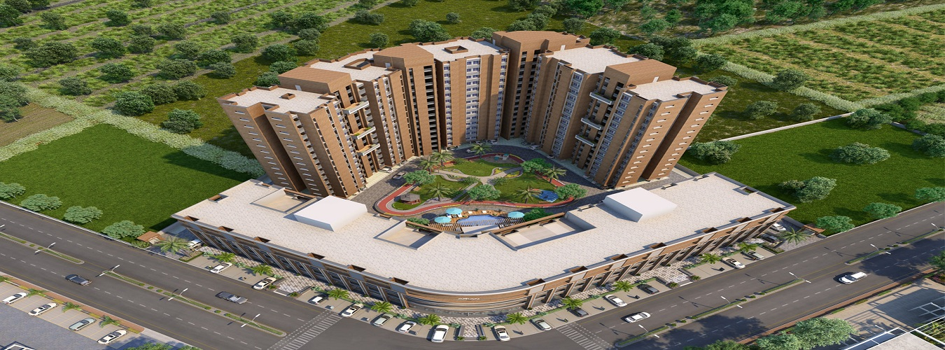 Yash Arian in Gurukul. New Residential Projects for Buy in Gurukul hindustanproperty.com.