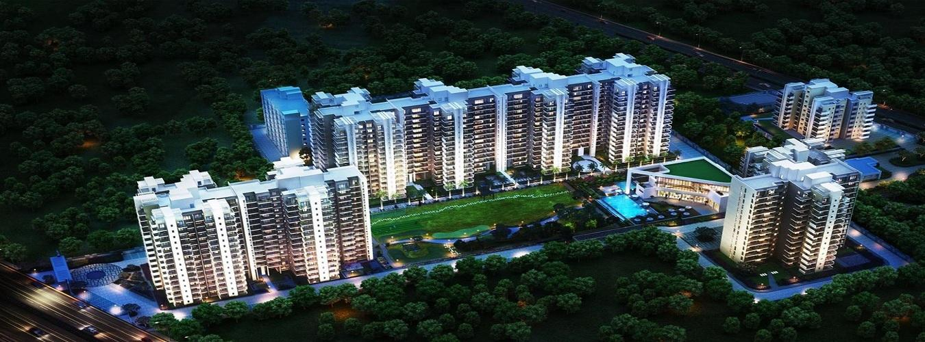 Godrej 101 in Sector-79. New Residential Projects for Buy in Sector-79 hindustanproperty.com.