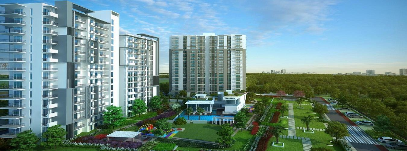 Godrej Oasis in Sector-88A. New Residential Projects for Buy in Sector-88A hindustanproperty.com.