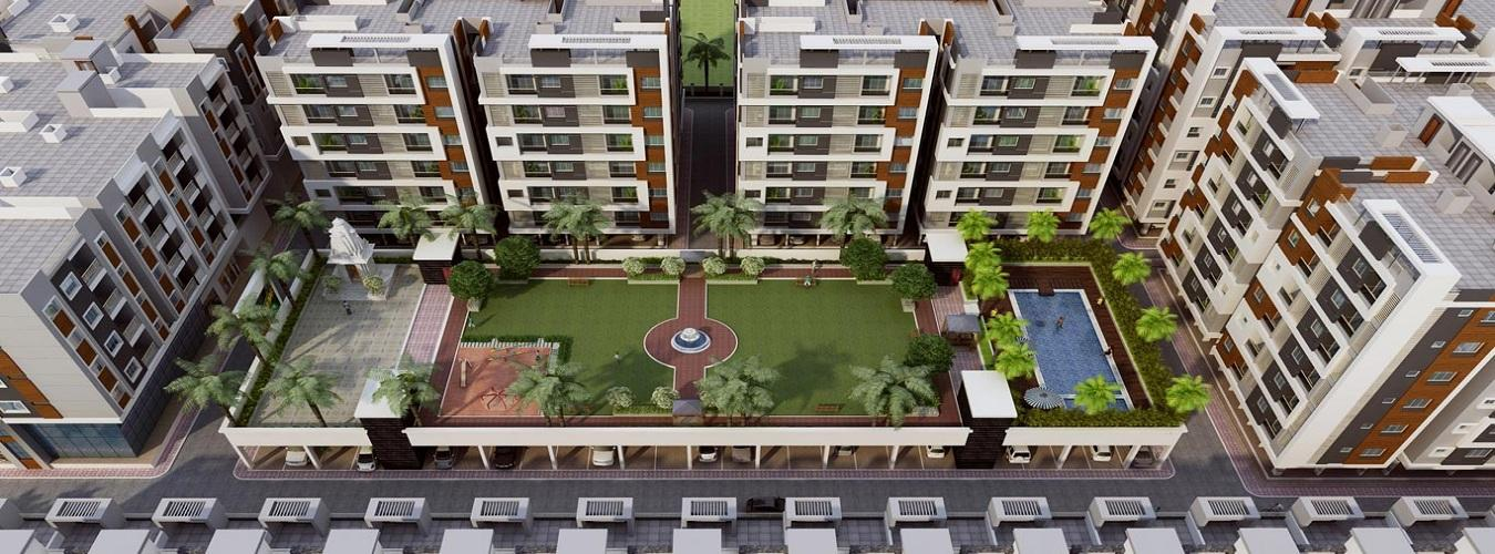 Sanjana Park-II in Rau. New Residential Projects for Buy in Rau hindustanproperty.com.