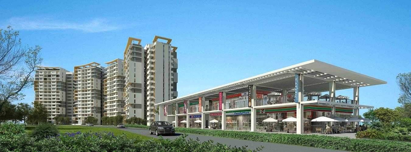 Tata Housing Ariana in Kalinga Nagar. New Residential Projects for Buy in Kalinga Nagar hindustanproperty.com.