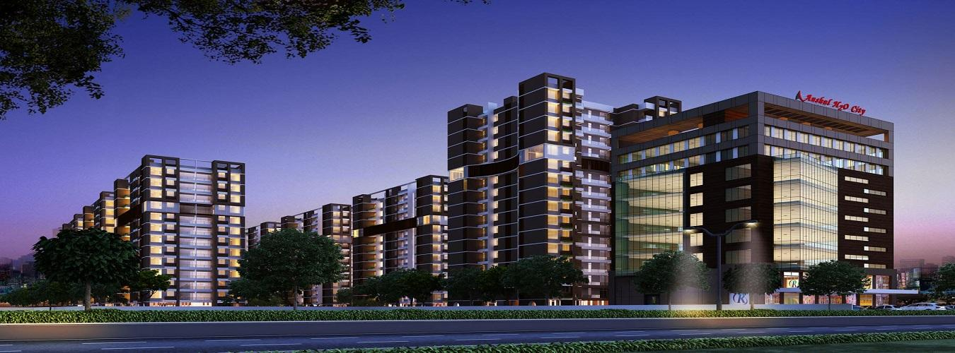 Anshul H2O City in Danapur. New Residential Projects for Buy in Danapur hindustanproperty.com.