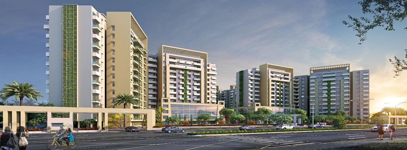 Anshul DNA Golf City in Hajipur. New Residential Projects for Buy in Hajipur hindustanproperty.com.