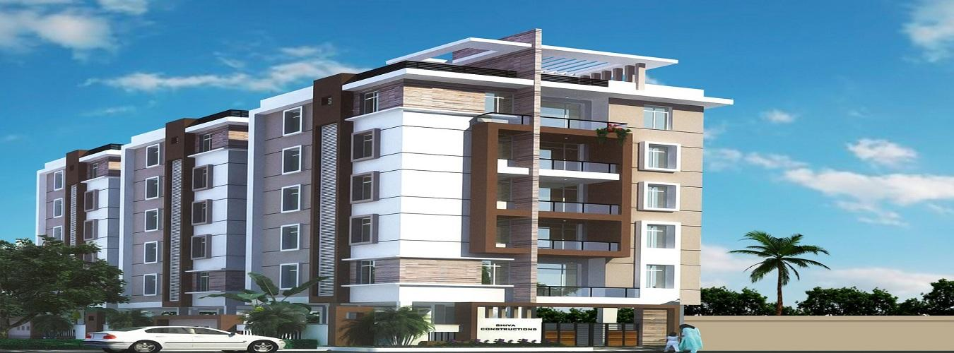 Siva Classic Towers in Guntur. New Residential Projects for Buy in Guntur hindustanproperty.com.
