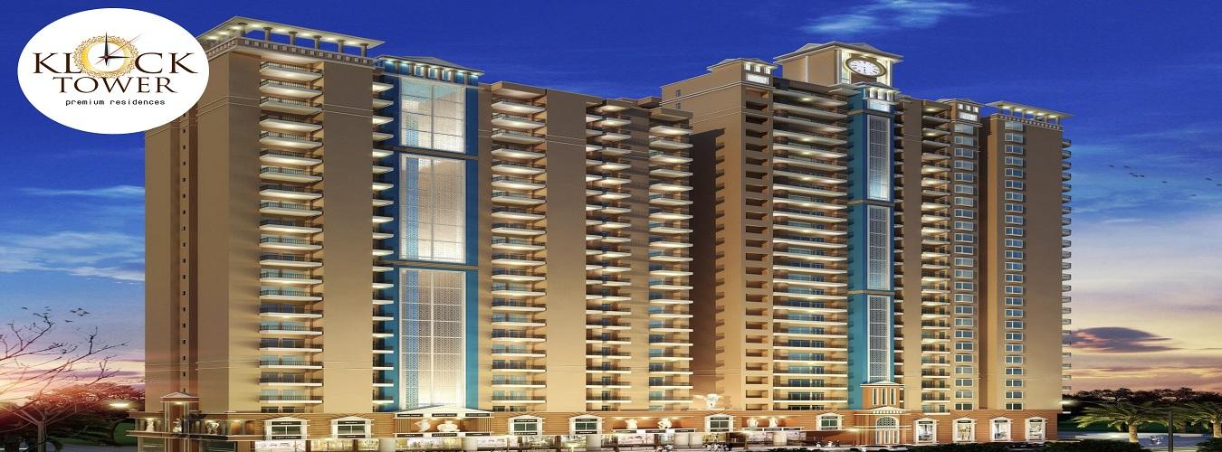 Klock Tower in Sector-74. New Residential Projects for Buy in Sector-74 hindustanproperty.com.