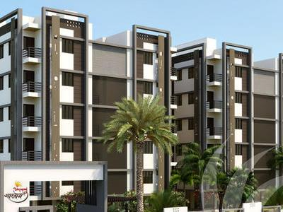 residential apartment, ahmedabad, chandkheda, image