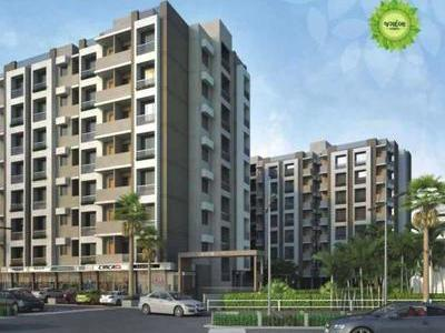 residential apartment, ahmedabad, tragad, image