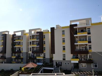 residential apartment, bangalore, bannerghatta, image