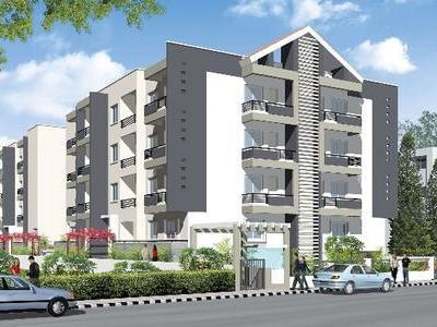 residential apartment, bangalore, bellandur, image