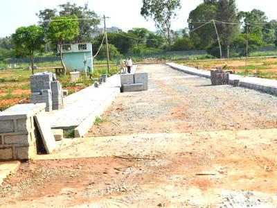 residential land, bangalore, hosur road, image