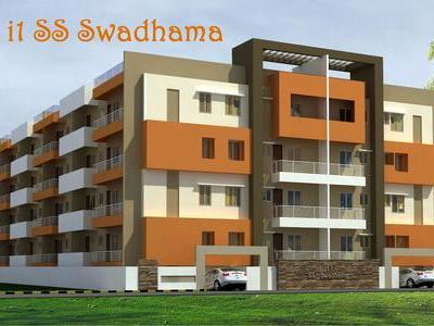 residential apartment, bangalore, nagarbhavi circle, image