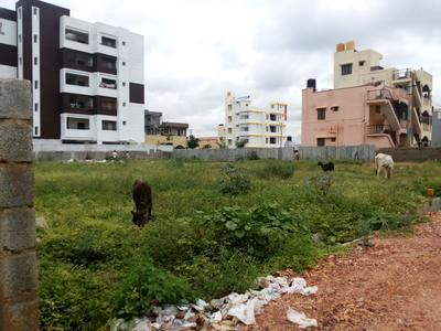 residential land, bangalore, old madras road, image