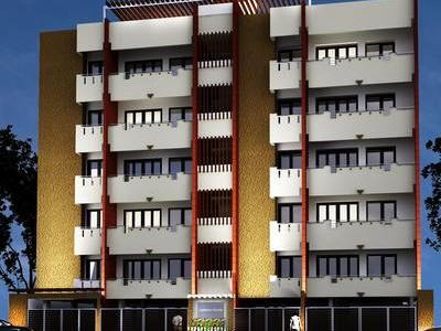 residential apartment, bangalore, aecs layout, image