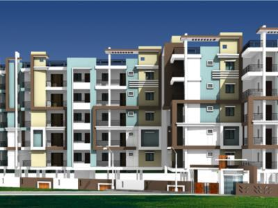 residential apartment, bangalore, new thippasandra, image