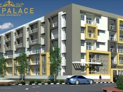 residential apartment, bangalore, tc palya road, image