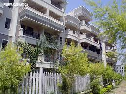 residential apartment, bangalore, cox town, image
