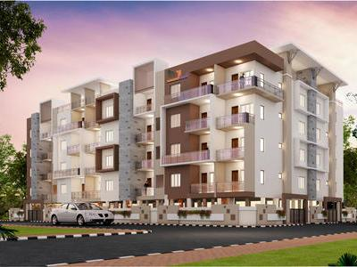 residential apartment, bangalore, magadi road, image