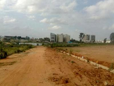 residential land, bangalore, ombr layout, image