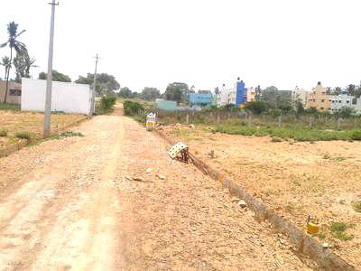 residential land, bangalore, nandini layout, image