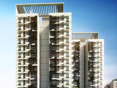 residential apartment, bangalore, laggere, image