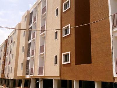residential apartment, bangalore, nri layout, image