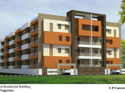 residential apartment, bangalore, ullal, image