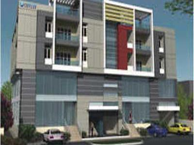 residential apartment, bangalore, wheeler road, image