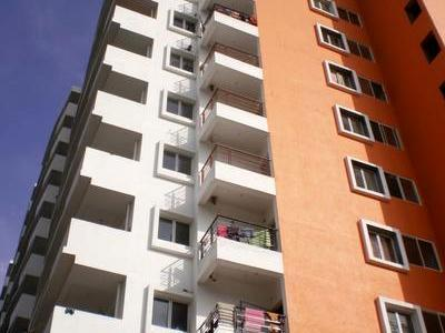 residential apartment, bangalore, prashanth nagar, image