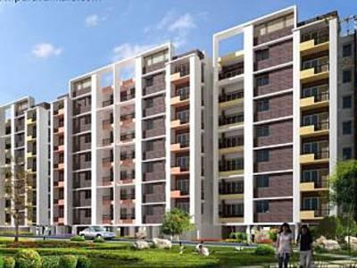 residential apartment, bangalore, rest house road, image
