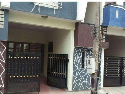 house / villa, bangalore, race course road, image