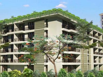 residential apartment, bangalore, millers road, image