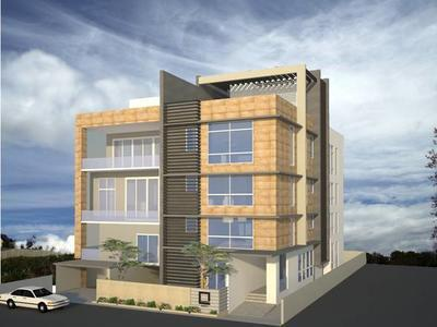 residential apartment, bangalore, defence colony - bagalagunte, image