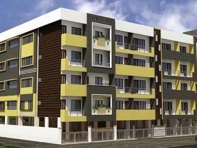 residential apartment, bangalore, hsr layout, image