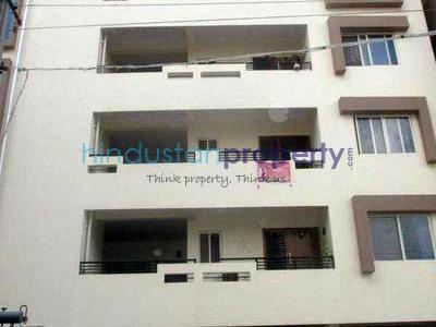 residential apartment, bangalore, rt nagar, image