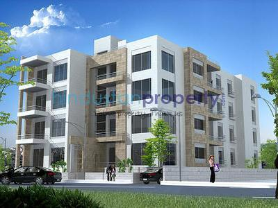 residential apartment, bangalore, cooke town, image