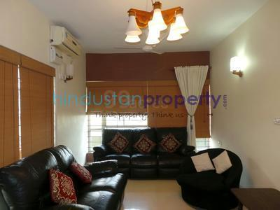 residential apartment, bangalore, chandra layout, image
