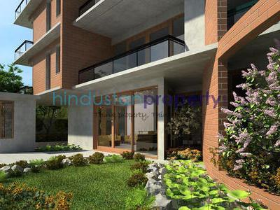 residential apartment, bangalore, cambridge layout, image
