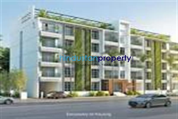 residential apartment, bangalore, ulsoor, image